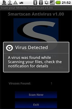 Anti-Virus Prank