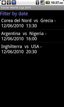 Mondiali 2010