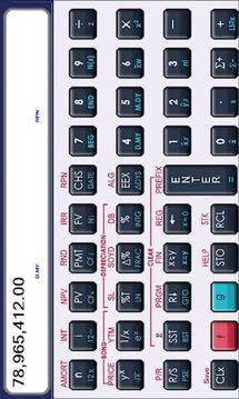 12c RPN Financial Calculator