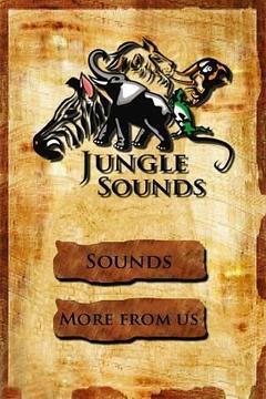 森林声音模拟版