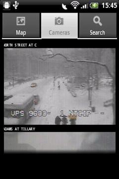 美国交通摄像头