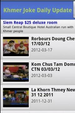 Khmer Jokes CTN