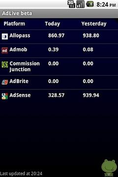 AdLive (beta)