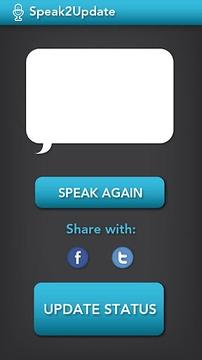 Speak 2 Update