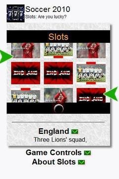 Soccer Cup 2010 (Keys)