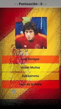 测验 Futbol ES