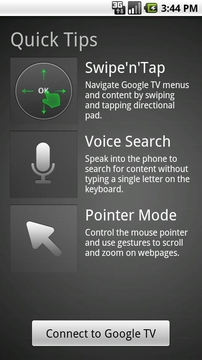 Google TV遥控器 Google TV Remote