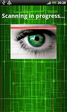 眼睛扫描仪免费