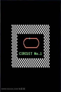 红白机经典游戏F1赛车
