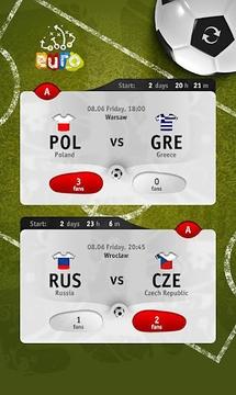 Euro 2012 Bet