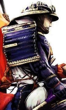 Wallpaper Samurai Manga