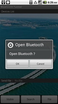 Bluetooth Tunnel