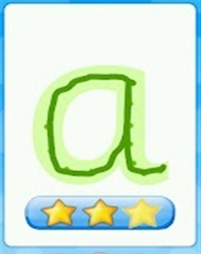 阅读写拼音演示
