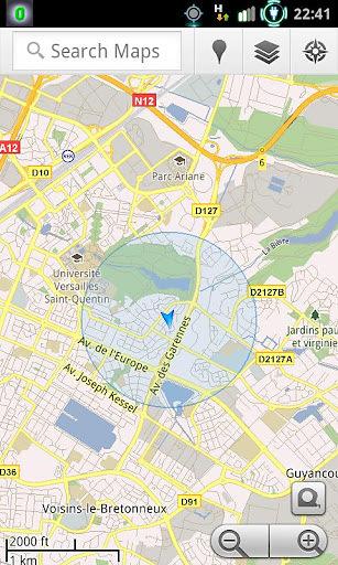 GPS Monitor Free