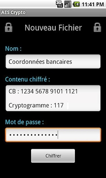 AES Crypto
