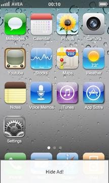 仿冒iPhone的样子