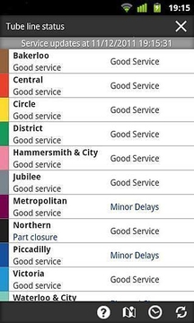 London Tube Master