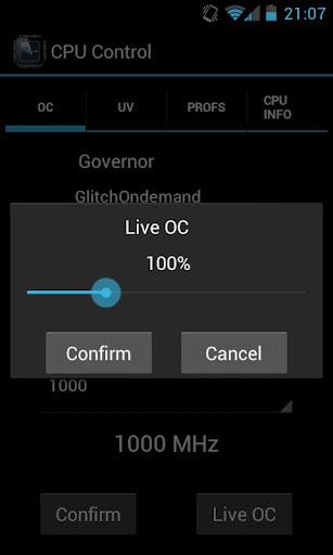 CPU控制