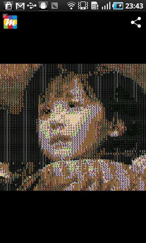 马赛克相机 Mosaicture