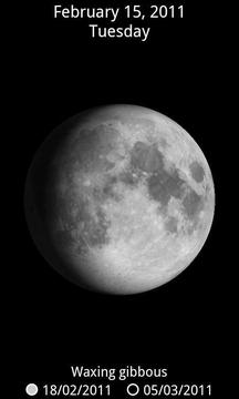 3D月亮 Moon 3D