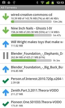 远程控制BT下载 µTorrent