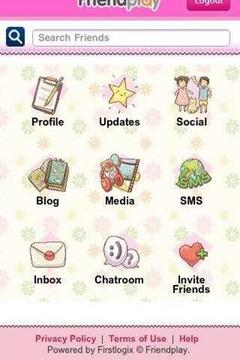 Friendplay Social Network