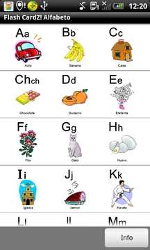 西班牙语音标