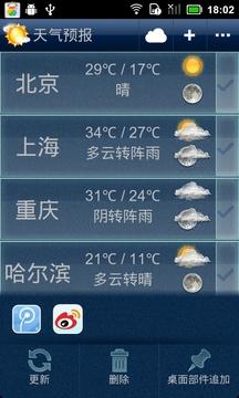 中国气象信息