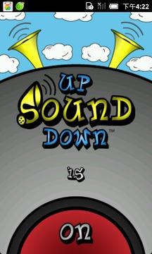 UpSoundDown通话扬声器