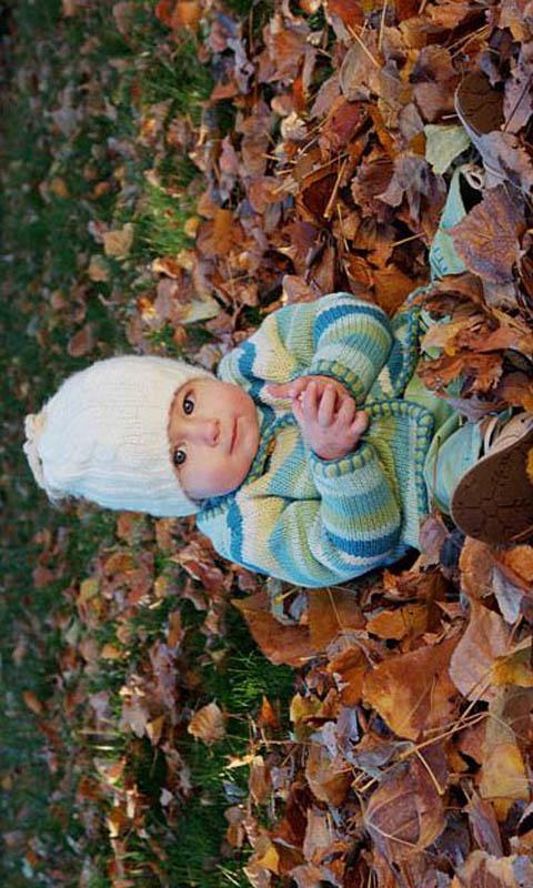 可爱的宝宝天使壁纸