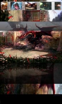 梦幻龙游戏壁纸
