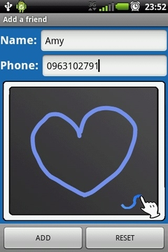 秘密影像辨识电话