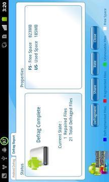安卓磁盘整理专业版 Android Defrag PRO