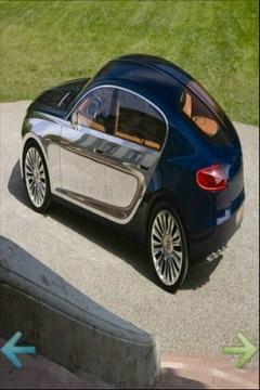 3D布加迪跑车