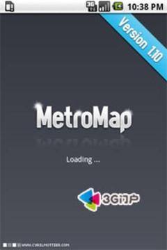 巴黎的地铁地图