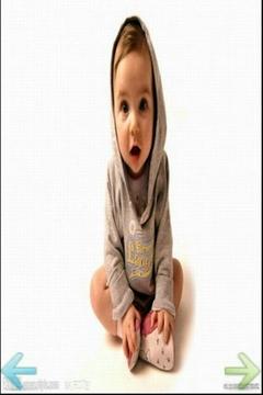 可爱宝宝摄影图