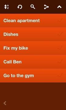 Tiny List日程管理
