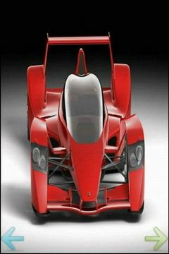 超有型的汽车