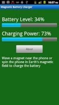 魔力充电器