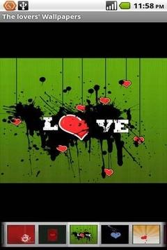 浪漫爱情-主题壁纸