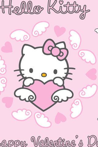 可爱kitty猫壁纸下载|可爱kitty猫壁纸手机版_最新猫