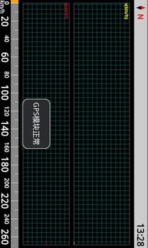 GPS数字仪表盘