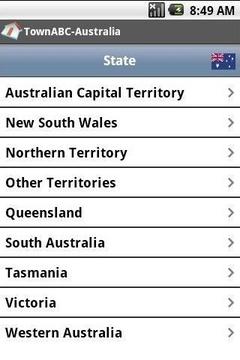 城镇ABC澳大利亚
