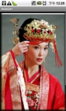 亚洲女孩-春节版