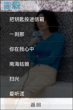 王菲专辑春季