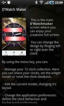 华丽D时钟 DWatchMaker