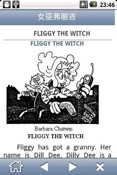 英语故事图文版