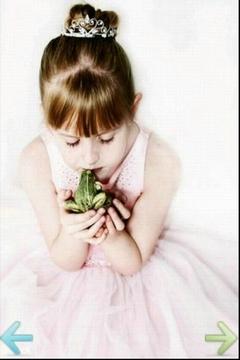 欧美可爱儿童