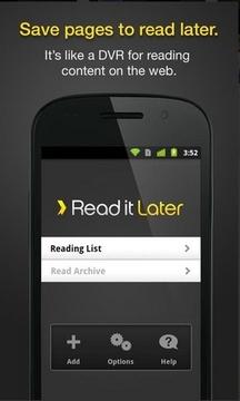 脱机网页阅读器