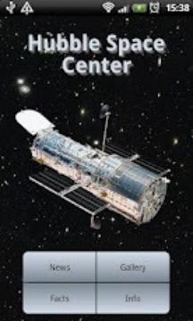 哈勃太空中心
